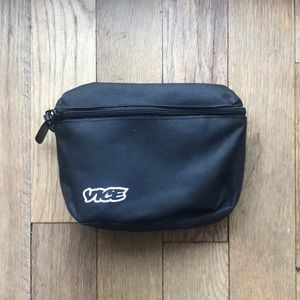 Never Been Used Adjustable Black VICE Fanny Pack